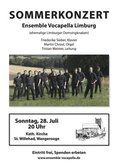 Plakat Wangerooge