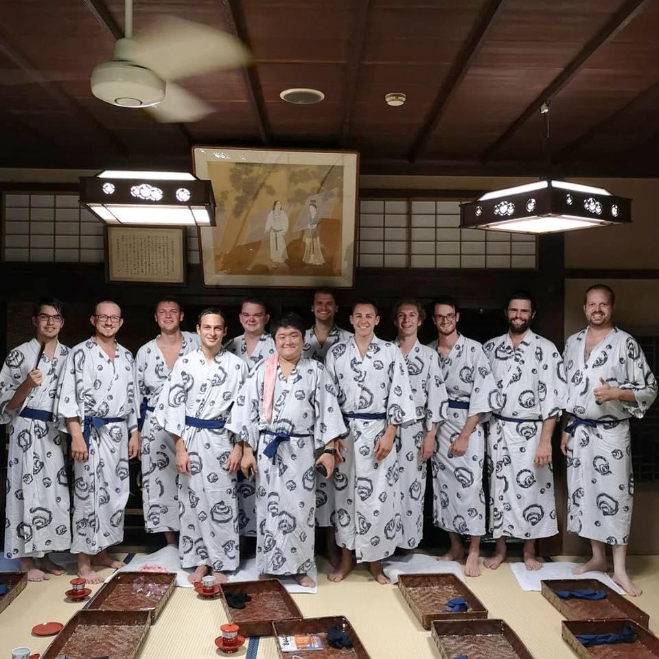 Im Dogo Onsen in Matsuyama