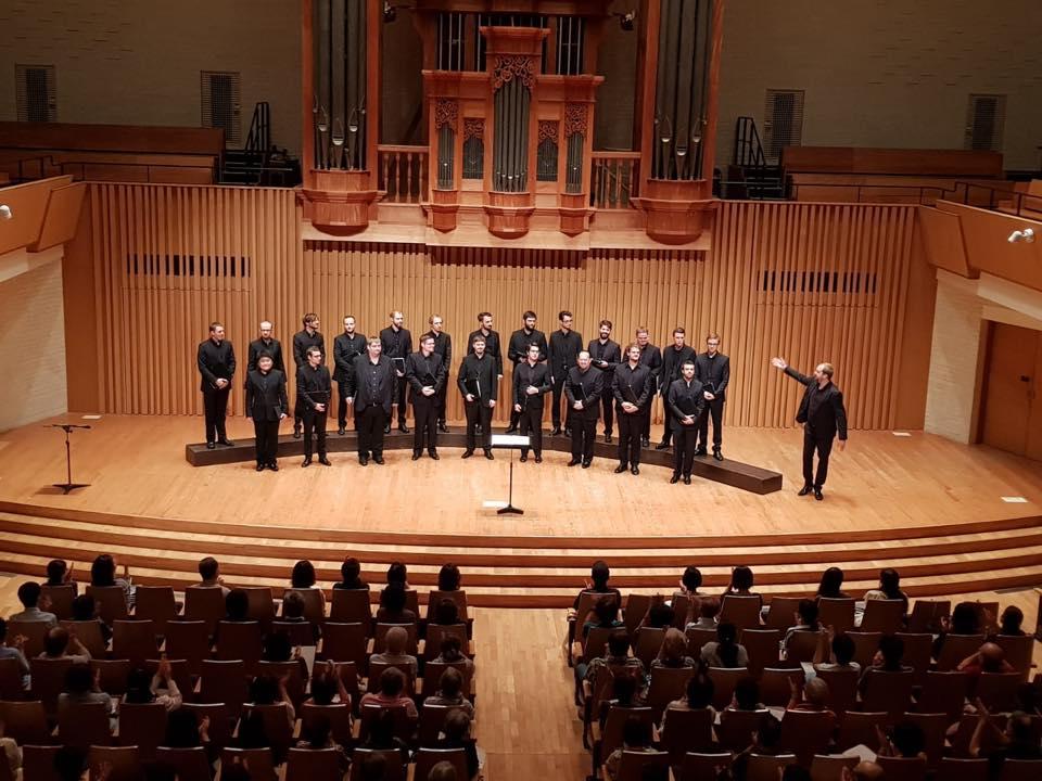 Konzert in Fukuoka