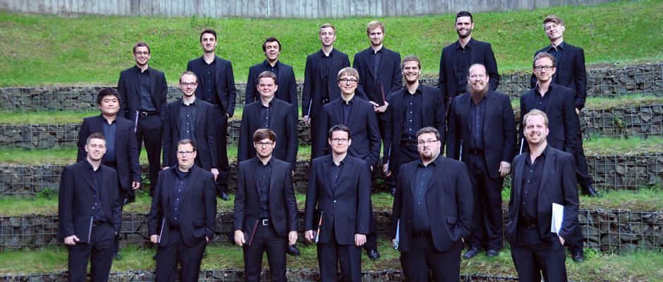 1. Preisträger beim Deutschen Chorwettbewerb 2014