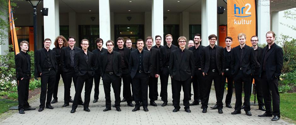 Höchste Gesamtpunktzahl beim Hessischen Chorwettbewerb 2013