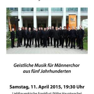 Plakat Frankfurt 110415